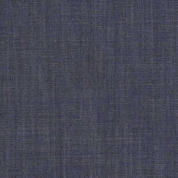 AGF Denim Studio - Indigo Shadow - 58 inch x 1/2yd