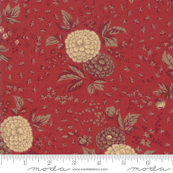 Le Beau Papillon - French General - 1386212 - 1/2yd