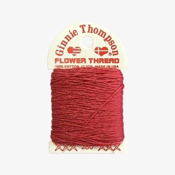 Ginnie Thompson Flower Thread - #280