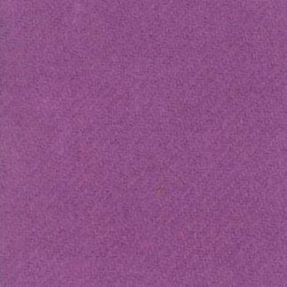 Moda 100% Wool Violet 5481046 - 1/2 yd x 54 inches