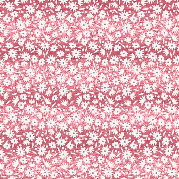 TILDA Bon Voyage - Paperflower 100260 - Fat Quarter