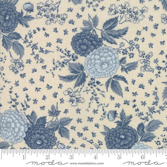 Le Beau Papillon - French General - 1386213 - 1/2yd