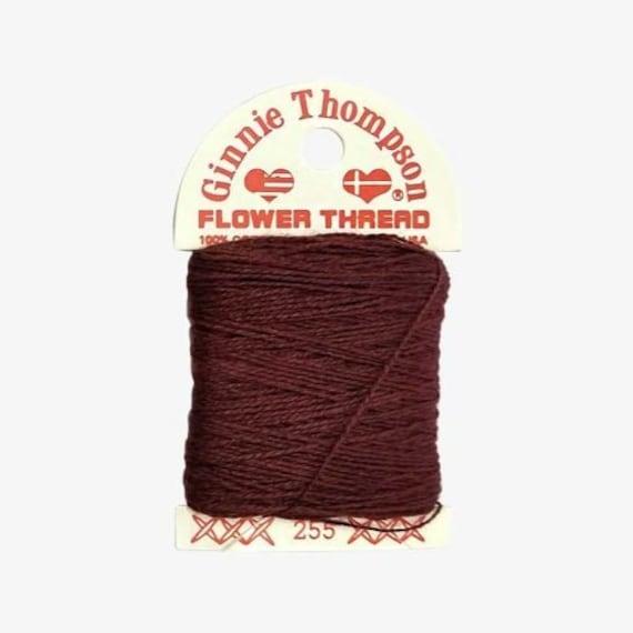 Ginnie Thompson Flower Thread - #255