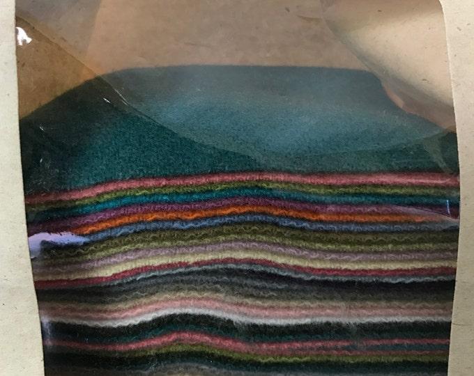 MODA Wool Scrap Bag