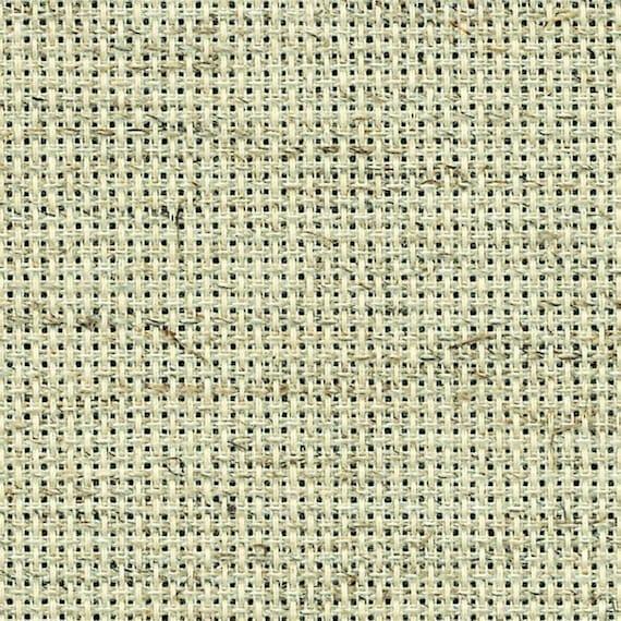 Zweigart Aida 18 count - Rustico 3292.54 - 13 x 18 inches