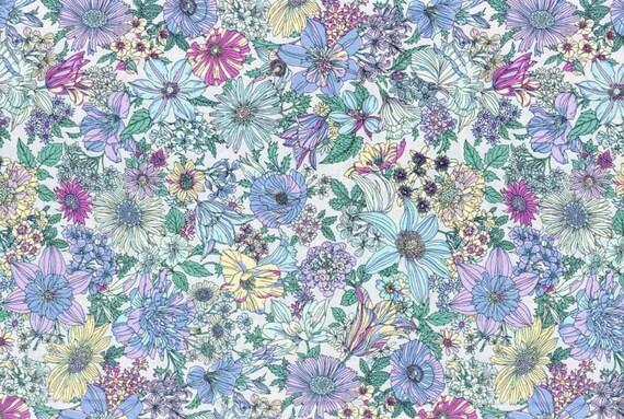 Lecien - Memoire a Paris Quilting Cotton - 82081470 - 1/2 yard