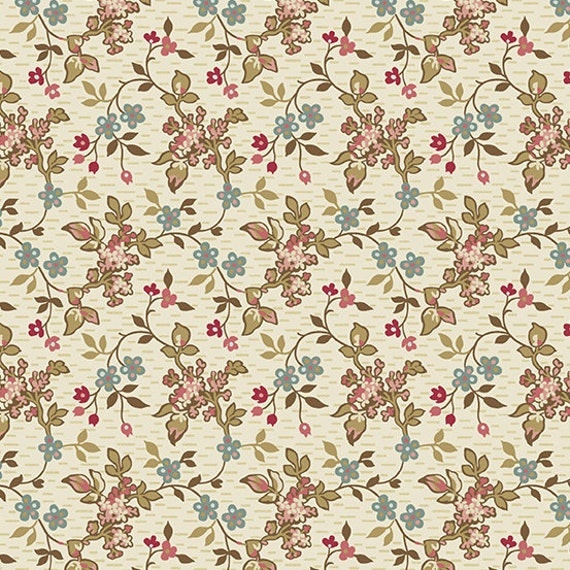Super Bloom by Laundry Basket A9448L - 1/2yd