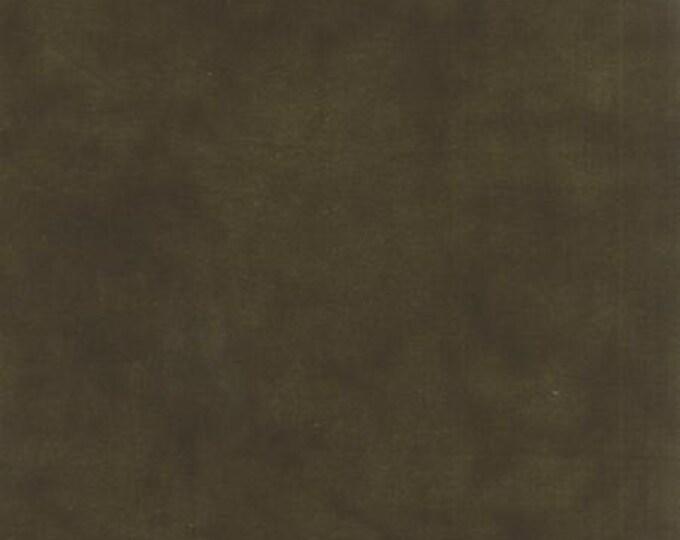 Primitive Muslin Flannel Moss Green - 1/2yd