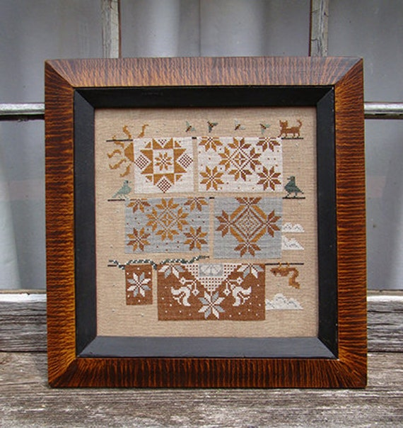 Quaker Quilts by Kathy Barrick - Chart Only