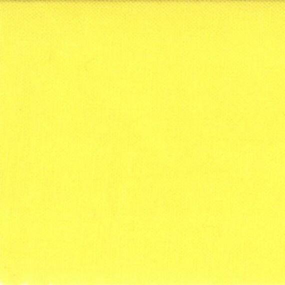 London Calling - Cambridge Lawn Butter - 1/2 yard