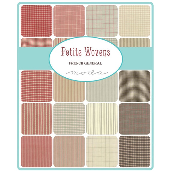 Petite Wovens by French General - Fat 8th Bundle