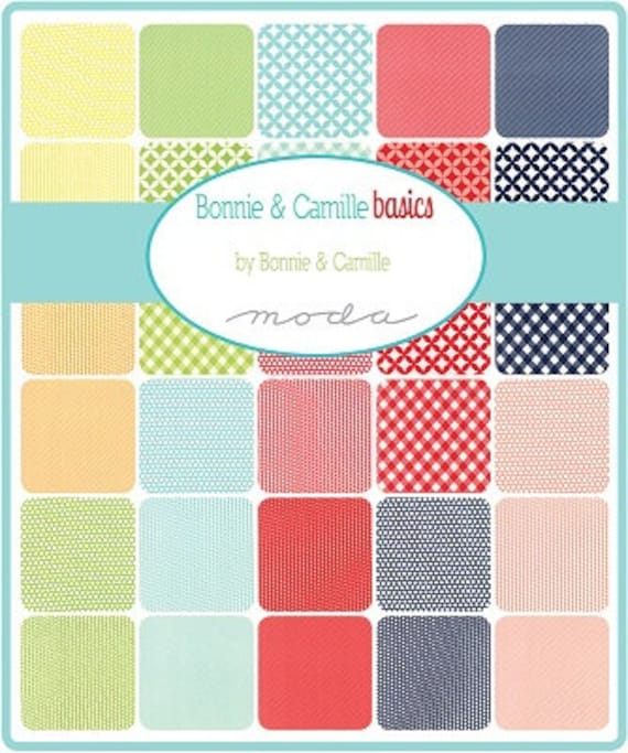 Bonnie and Camille Basics - Jelly Roll