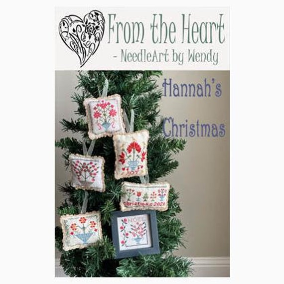 Hannah's Christmas - From the Heart - Chart Only