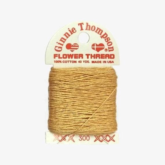 Ginnie Thompson Flower Thread - #300