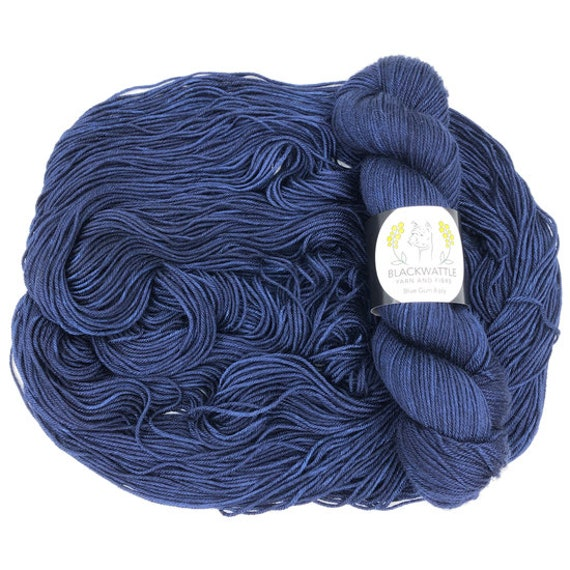 Black Wattle - Sweet Pea 4 ply - Into the Darkness
