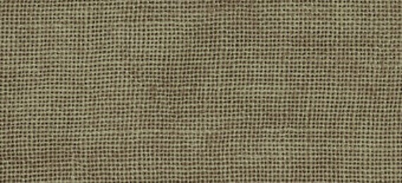 Confederate Gray 40 ct Linen - Weeks Dye Works
