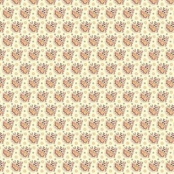 Dutch Heritage - Antique Textile Company 4012 - 1/2 yd