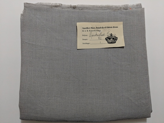 Nantucket Brew - R & R Reproductions 36 count linen