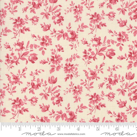Le Beau Papillon - French General - 1386713 - 1/2yd