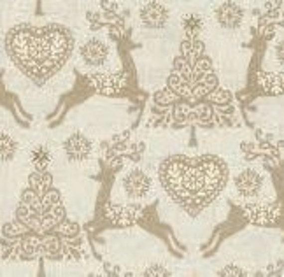 Christmas Scandi 1782Q - 1/2yd