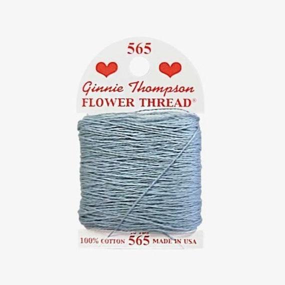 Ginnie Thompson Flower Thread - #565