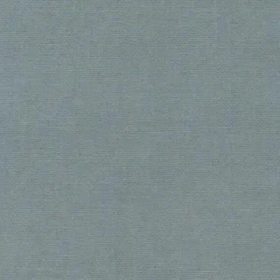 Devonstone Linen/Cotton - Steel DV4109 - 1/2 yd x 54 inches