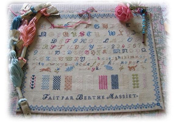 Berthe Massiet - Chart