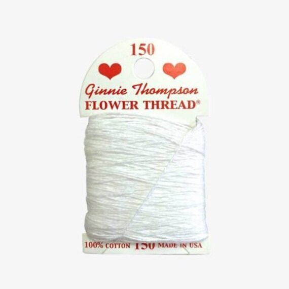 Ginnie Thompson Flower Thread - #150