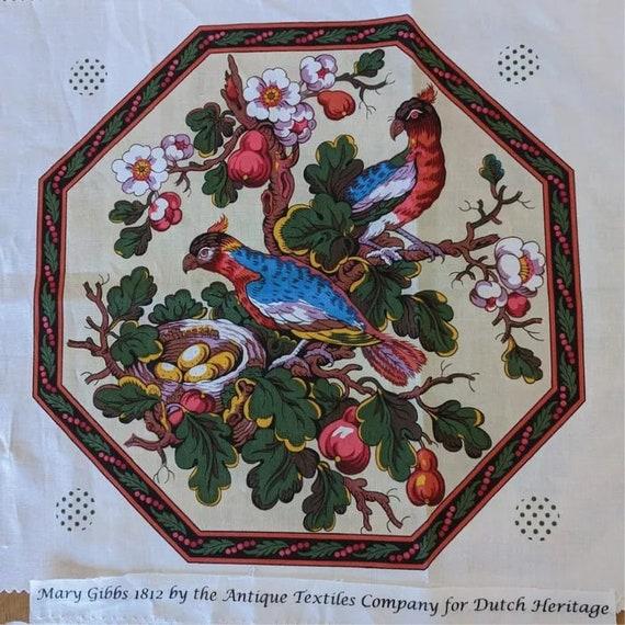 Dutch Heritage - Antique Textile Company 4022 - Panel