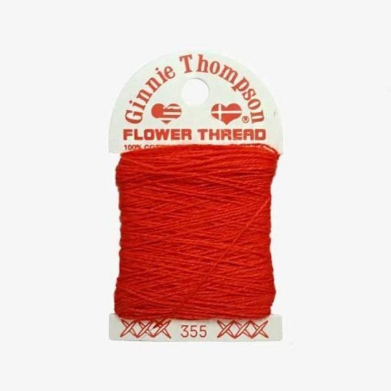 Ginnie Thompson Flower Thread - #355