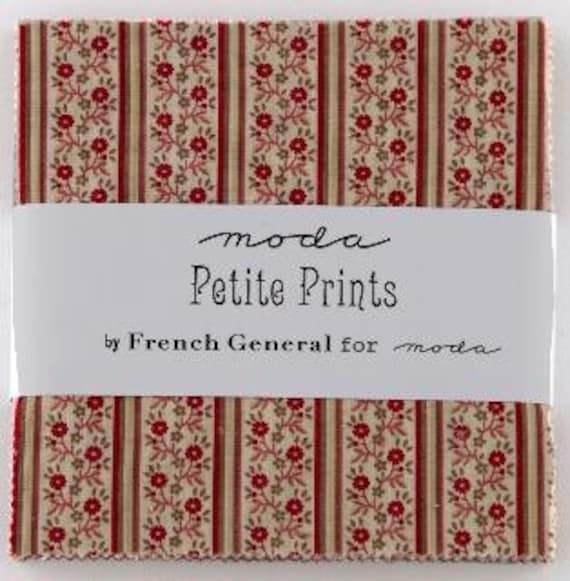 Petite Prints by French General - Layer Cake