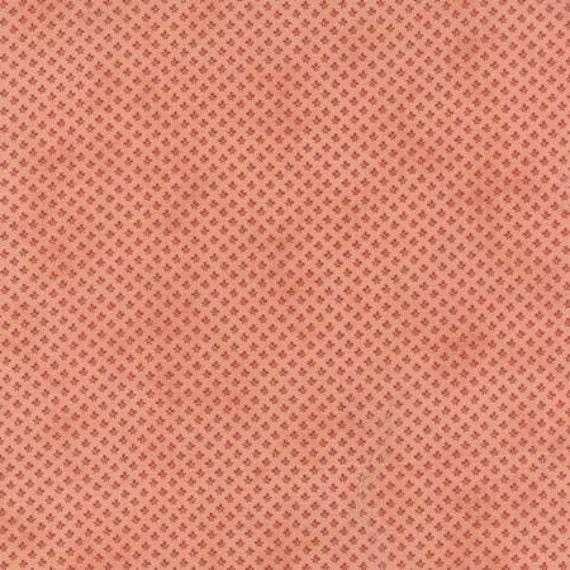 Larkspur Floral Buds Pink - 1/2yd