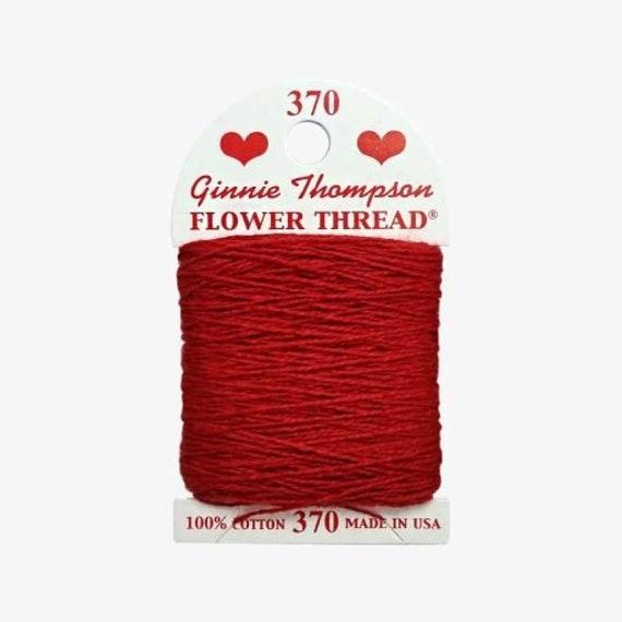 Ginnie Thompson Flower Thread - #370
