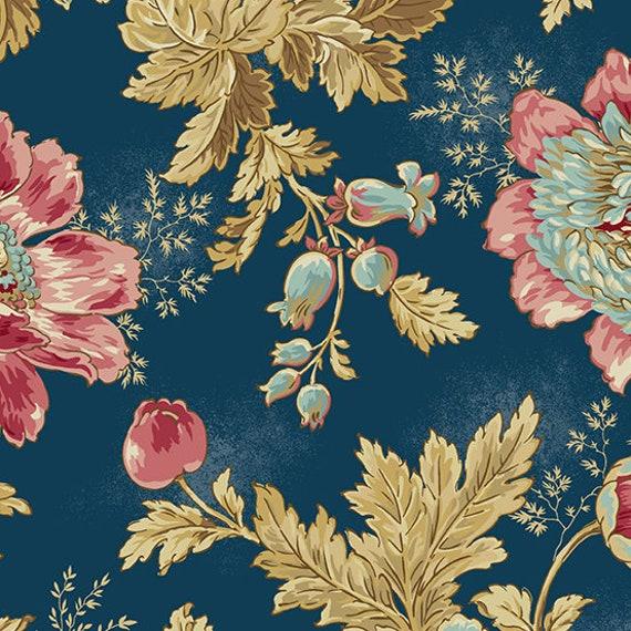 Super Bloom by Laundry Basket A9446B - 1/2yd