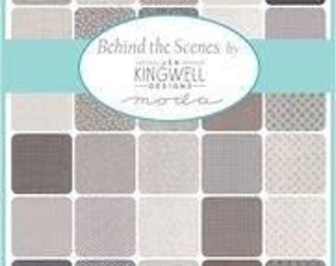 Behind the Scenes by Jen Kingwell by Jen Kingwell -  28 x 1/2 yd Bundle