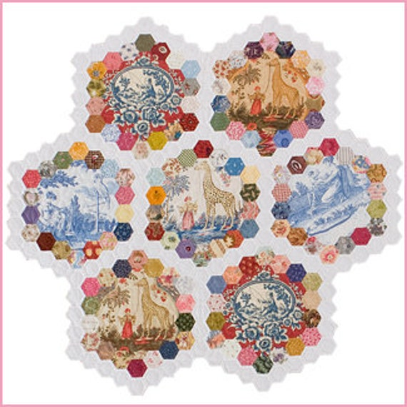 English Paper Piecing Pack No. 25