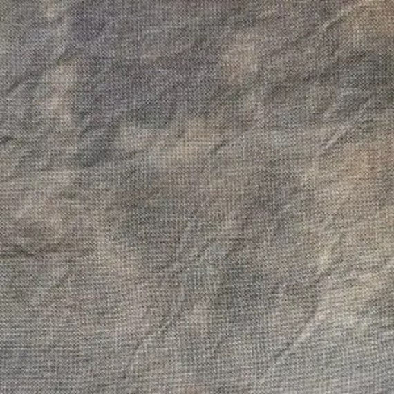 Fossil - Fox and Rabbit Designs - Hand-Dyed linen - 40 count
