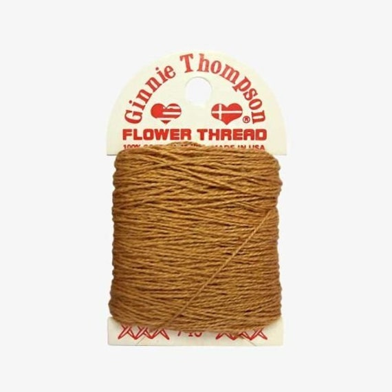 Ginnie Thompson Flower Thread - #740