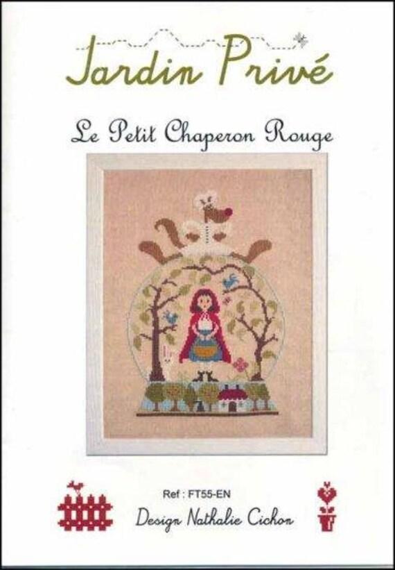 Little Red Riding Hood - Jardin Prive - Cross Stitch Chart