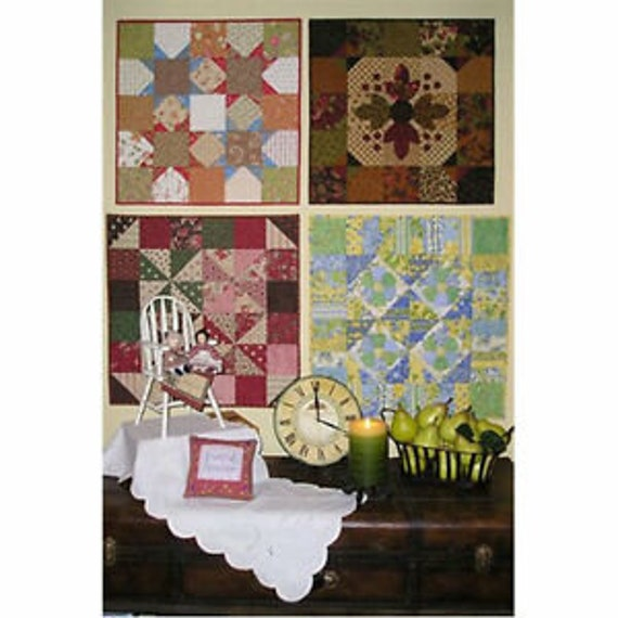 Seasonal Charm - Bloom Creek - Quilt Pattern