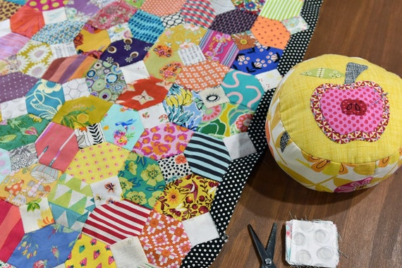 Mindful by Lucy Carson Kingwell - Pattern and Templates