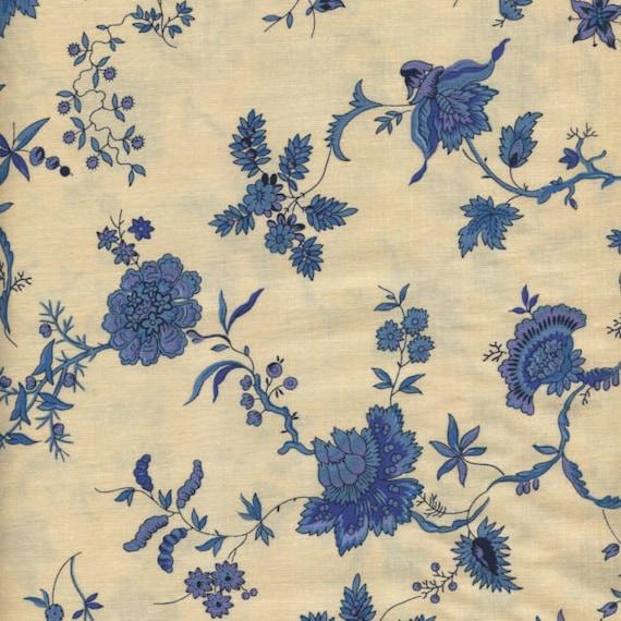 Dutch Heritage - China Blue 2032 - 1/2yd