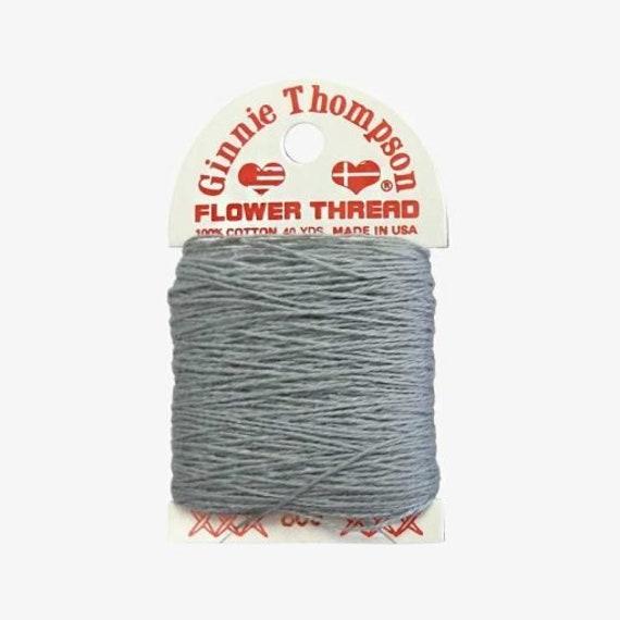 Ginnie Thompson Flower Thread - #805