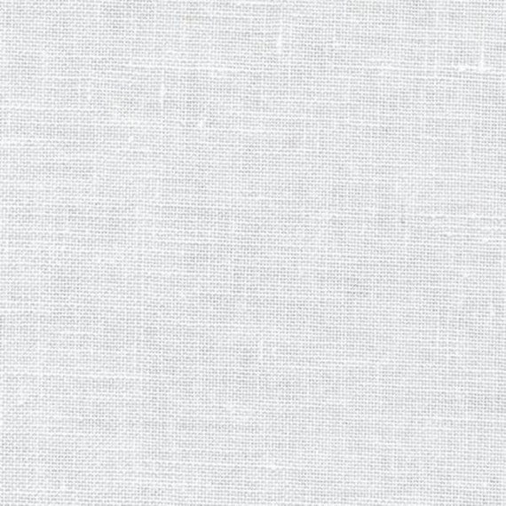 Belfast 32ct linen White
