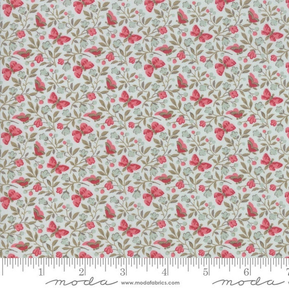 Le Beau Papillon - French General - 1386415 - 1/2yd