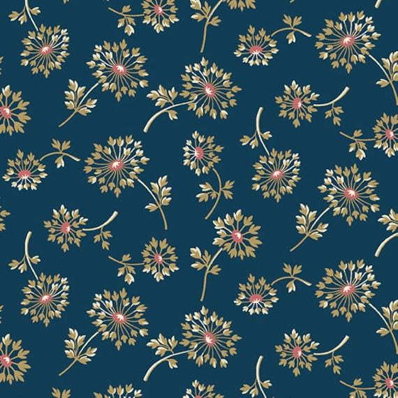 Super Bloom by Laundry Basket A9449B - 1/2yd