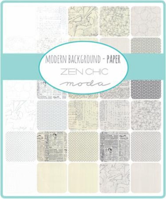 Modern Backgrounds Paper by Zen Chic - Jelly Roll