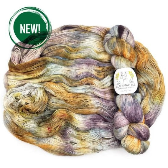 Blackwattle - Lilly Pilly 2ply Lace - Some Day