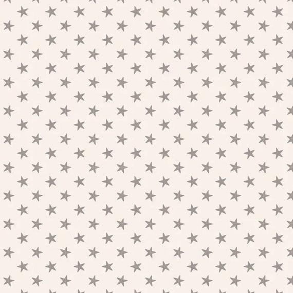 TILDA Classic Basics - Tiny Star Grey 130039