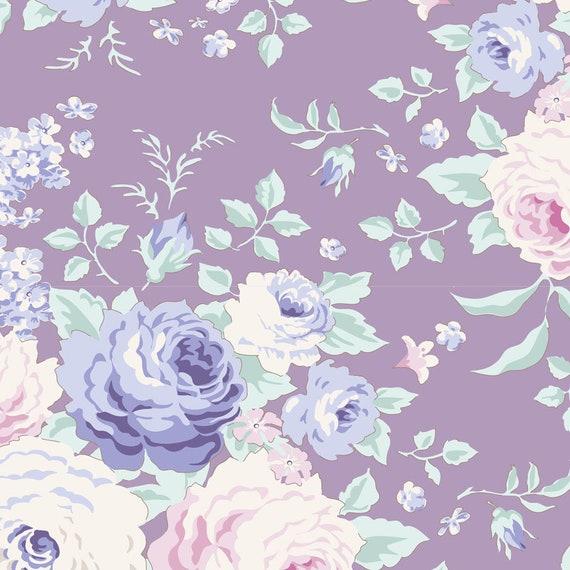 TILDA Old Rose - Lydia Lavender 100220 - Fat Quarter